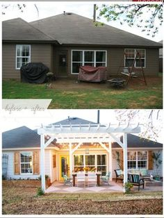 It's time to start thinking about your backyard renovation this spring! Is it one of your resolutions for 2016? Here are some great ideas.