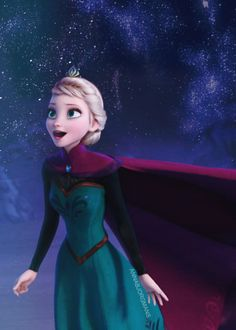 it's a picture of elsa smiling joyfully. Frozen Love, Frozen Art, Frozen And Tangled, Princesa Disney Frozen, Disney Frozen Elsa, Frozen Wallpaper, Cute Disney Wallpaper, Anna Y Elsa, Frozen Pictures