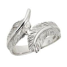 Saben Feather ring