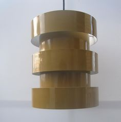 Fog and Morup danish pendant light, Danish mid century lamp from the early 1970s.