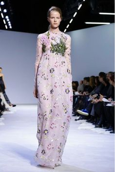 Couture Spring 2016's Highlights: Chanel, Givenchy and More - -Wmag