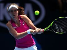 Result: Great Britain's Johanna Konta advances at Indian Wells