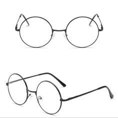 oculos-Grande-Gg-lentes-Transparente-Retro-Redondo-Armacao- a768dfa06e