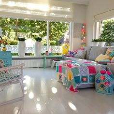visit our website for the latest home decor trends . Mexican Interior Design, Colorful Interior Design, Colorful Decor, Living Room Designs, Living Room Decor, Bedroom Decor, Paint Colors For Home, House Colors, Colourful Living Room