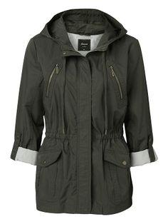 'Beth' Water Resistant Jacket - Jeanswest