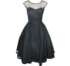 """Kleid """"Faye"""" black - MISS MOLE"""