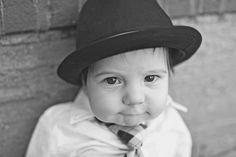 vintage inspired kid portraits