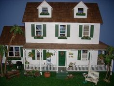 1993 My First Dollhouse