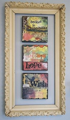 kelly rae roberts canvases
