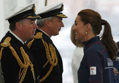 Pin for Later: Kate Middleton and Prince William Don't Let Bad Weather Steal Their Royal Cheer