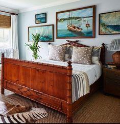 10 Favorite Meredith Ellis Designed Rooms - Design Chic Key West House, Make Design, Beautiful Bedrooms, House Rooms, Bedroom Decor, Bedroom Ideas, Master Bedroom, Interior Design, Furniture