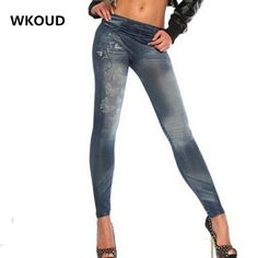 WKOUD Women Jeans Leggings Butterfly Printed Leggings Skinny Fake Denim Leggings Female Casual Pants DD8020     Buy Now for $20.97 (DISCOUNT Price). INSTANT Shipping Worldwide.     Get it here ---> https://innrechmarket.com/index.php/product/wkoud-women-jeans-leggings-butterfly-printed-leggings-skinny-fake-denim-leggings-female-casual-pants-dd8020/    #hashtag2