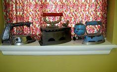 antique irons