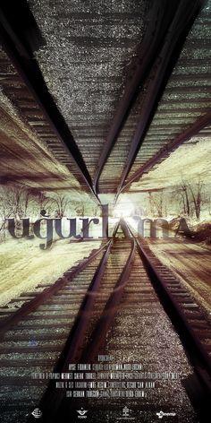 Poster Design for a short film. Poster Designs, Short Film, Railroad Tracks, Design Posters