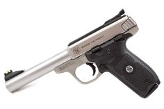 Smith & Wesson has just announced the Victory in 22 LR, and we've got one in for review. Check out the latest take on rimfire from S&W. Find our speedloader now! http://www.amazon.com/shops/raeind