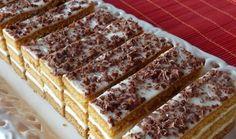 Klasický medový koláč s chutí skořice. Existuje mnoho receptů na medové řezy, ale tento je opravdu tradiční a chuť fantastická.