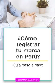 Cómo registrar una marca en Perú | Paso a paso y requisitos ⭕ #negociosdigitales #emprender #emprenderonline #marketingdigital #agenciademarketing