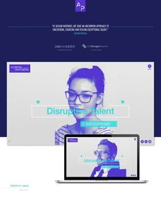 Adison Partners – Branding & Web Design
