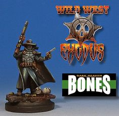 James Wappel Miniature Painting: Converting your BONES