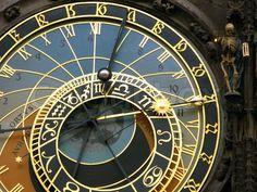Medieval astronomical clocks, Prague