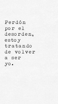 Mood Quotes, True Quotes, Motivation Quotes, Spanish Inspirational Quotes, Spanish Quotes Love, Quotes En Espanol, Love Phrases, Motivational Phrases, Pretty Quotes
