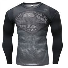 2015 New Mens Slim Compression 3D T-Shirt Men Tight Superman Bodybuilding Long Sleeve Brands T Shirt Crossfit Tops Shirts Hot     Tag a friend who would love this!     FREE Shipping Worldwide     Get it here ---> http://workoutclothes.us/products/2015-new-mens-slim-compression-3d-t-shirt-men-tight-superman-bodybuilding-long-sleeve-brands-t-shirt-crossfit-tops-shirts-hot/    #running