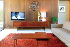 1965 Eichler living room