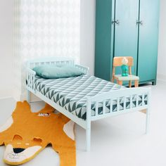 Peuterbed Blanc | Petite Amélie | 140x70 Wit