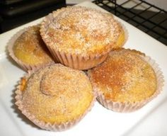 Amish Breakfast Puffs