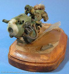 Maschinen Krieger FichtenFoo's 'Junk Tank Rock' SEG-888 Hornet by Jpl3k - JonathanL25, via Flickr