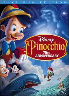 Pinocchio and more on the list of the best Disney animated movies by year