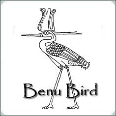 The Legend and History of the Benu Bird and the Phoenix