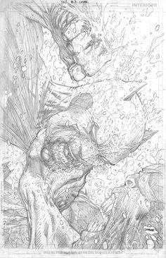 Batman  - Jim Lee pencils