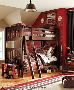I want to do this to the little boys' bedroom.