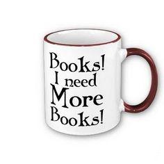 Need more books