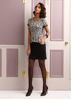Özel Bir Kadın by Zanzi - Zanzi by SLN Elbise Markafoni'de 159,00 TL yerine 34,99 TL! Satın almak için: http://www.markafoni.com/product/3534495/