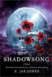 The Reading Faery: Magical and mysterious - Shadowsong ARC Review