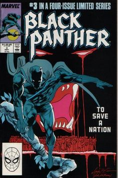 Black Panther (Sep Marvel) for sale online