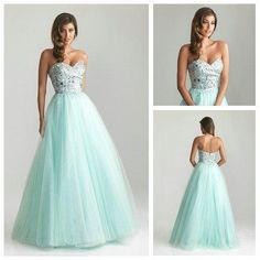 Wholesale Prom Dress 2013 Blue - Buy Youthful And Exuberant Design A-line Tulle Long Prom Dress 2013 Blue, $159.99 | DHgate