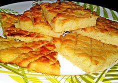 Egyben sült krumplis pogácsa Spanakopita, Apple Pie, Pineapple, Food And Drink, Treats, Fruit, Cooking, Ethnic Recipes, Desserts