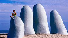 viajes por el mundo: PUNTA DEL ESTE, balneario con glamour.