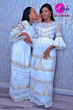 African Bridesmaid Dresses, African Wedding Attire, African Dresses For Women, African Attire, African Clothes, Latest African Fashion Dresses, African Print Fashion, Modest Wedding Dresses With Sleeves, Lace Dress Styles