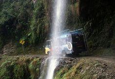 100 victimes en un seul accident ; Bolivie