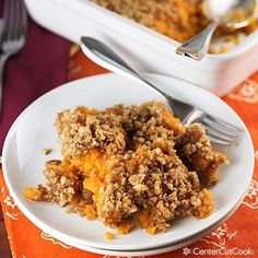 Sweet Potato Casserole {Like Ruth's Chris) - maybe sub coconut oil for butter and honey for sugar