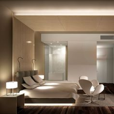 Das Stue Hotel in Berlin will open in a building formerly occupied by the Royal Danish Embassy. Of course, the hotel will be decorated with danish design. Interior Modern, Interior Architecture, Interior Design, Home Bedroom, Modern Bedroom, Bedrooms, Master Bedroom, Store Concept, Hotel Berlin
