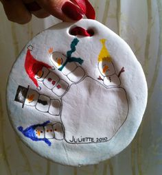 DIY ornaments to make with kids