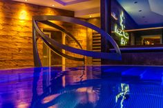 Stainless steel pool with overflow trough Swimming Pools, Stainless Steel, Pools, Swiming Pool