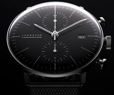 JUNGHANS クロノスコープ(Max Bill Chrono Scope) / Ref.027/4601.00M