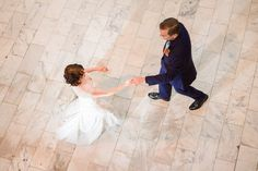 Get a shot of your first dance from above. www.fuccisphotos.com image by Vail Fucci. Whitney and Andrew's wedding at the Multicultural Arts Center took us to Mars and Back » Fucci's Photos of Boston | Boston Wedding Photograp...