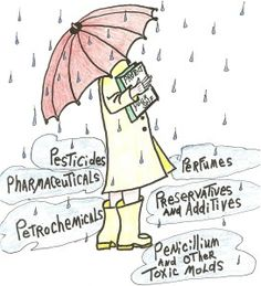 May is Multiple Chemical Sensitivity Awareness Month-- Ohio Network for the chemically injured (ONFCI)